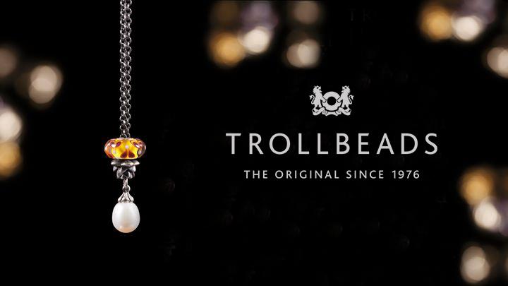 Collane Trollbeads: una favola da indossare al collo
