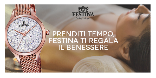 La super Promo di Festina! Ottobre 2017
