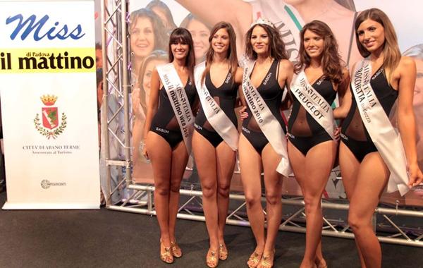 Ferro Gioielli incorona Miss Italia 2010