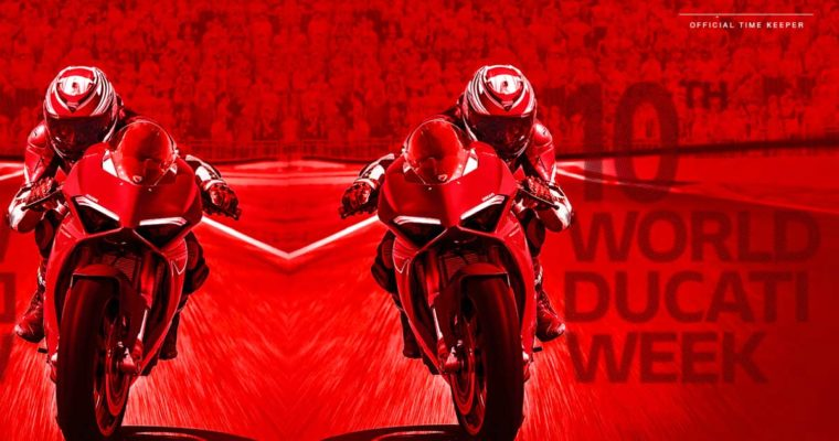 Locman Time Keeper alla 10° edizione della World Ducati Week