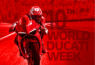 LOCMAN OFFICIAL TIME KEEPER ALLA DECIMA EDIZIONE DELLA WORLD DUCATI WEEK