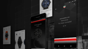 My tag heuer connected app2