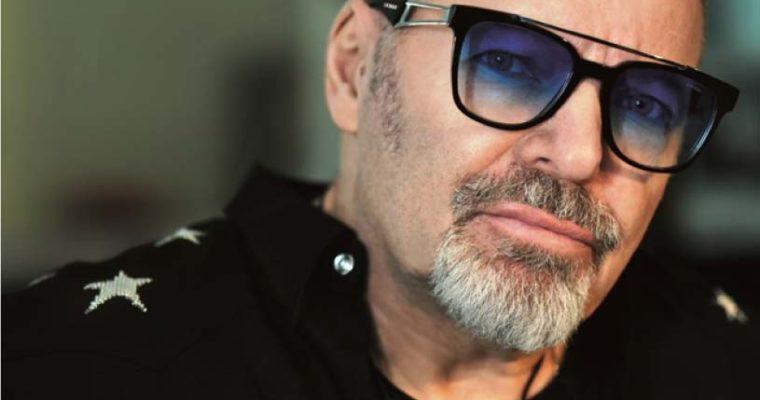 Vasco Rossi indossa la nuova linea di occhiali Locman