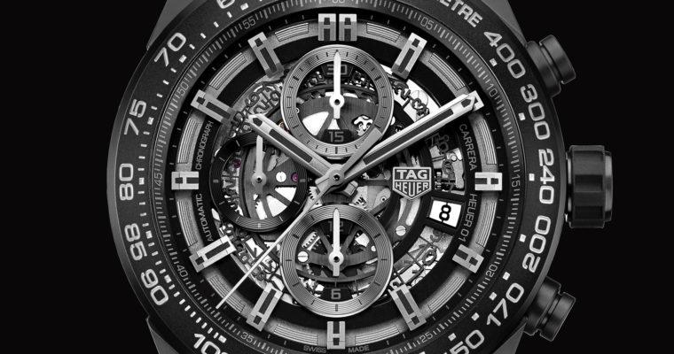 TAG Heuer Carrera Calibre HEUER 01 Automatic Chronograph 45 mm