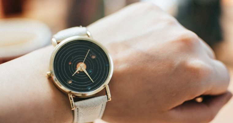 Dove va indossato l'orologio da polso?