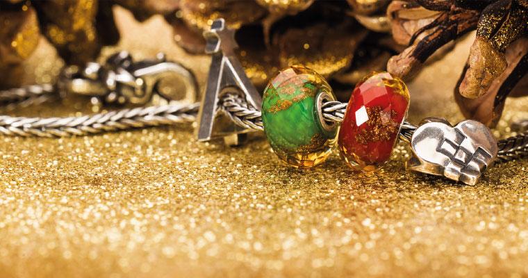 Vivi il Natale con Trollbeads