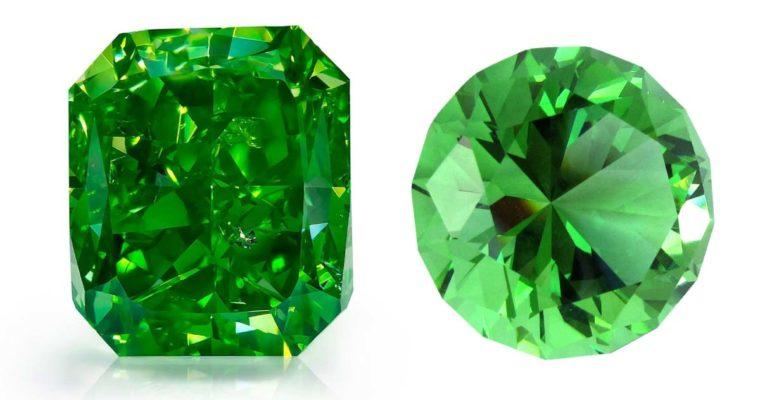 Alla scoperta dei Diamanti VERDI!