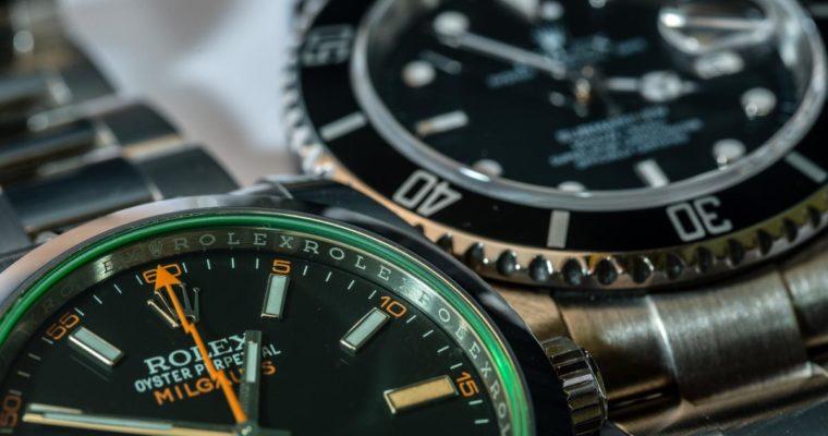 5 vantaggi dell'acquistare un Rolex usato