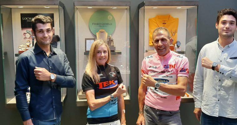 Monselice in Rosa MTB: Ferro Gioielli sponsor ufficiale!