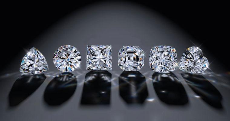 Tagli fantasia nel diamante