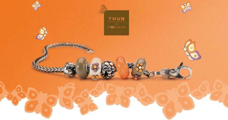 Thun entra in gioielleria insieme a Trollbeads