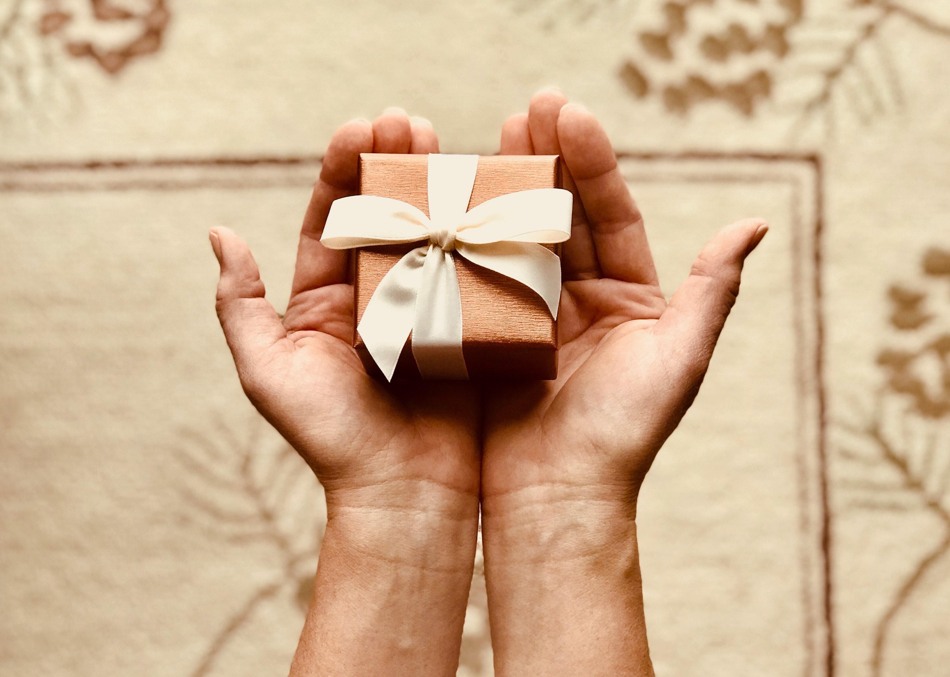 Un regalo per un nuovo inizio