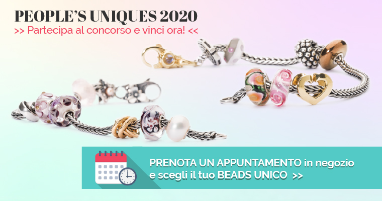 People's Uniques 2021 di Trollbeads