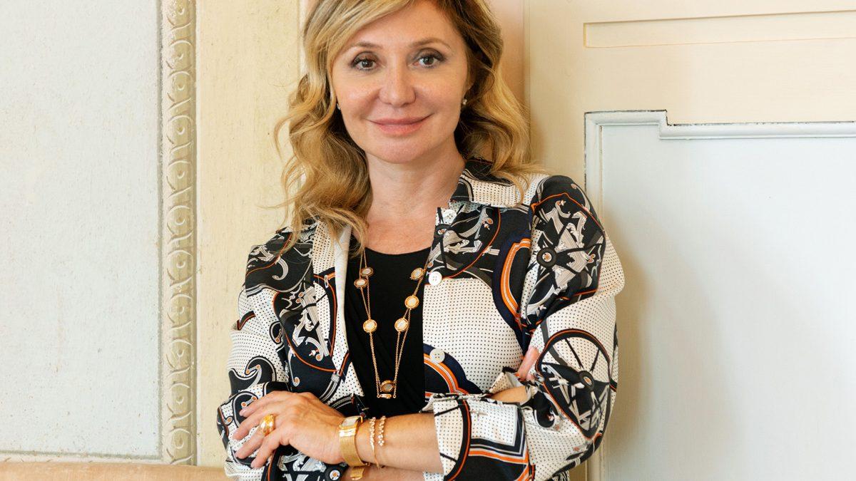 Donne d'oro: Silvia Damiani Grassi