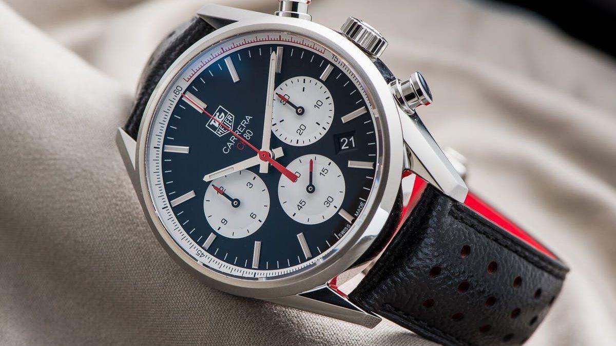 Cos'è un cronografo?
