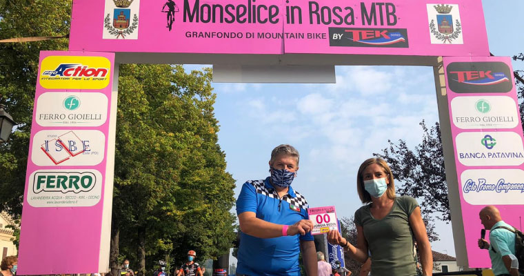 Ferro Gioielli premia la Monselice in Rosa