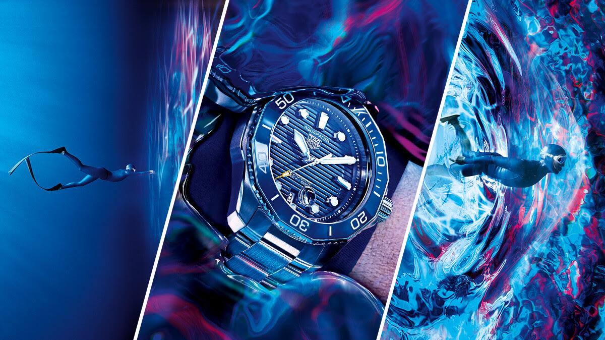 Aquaracer Professional 300: la nuova collezione TagHeuer