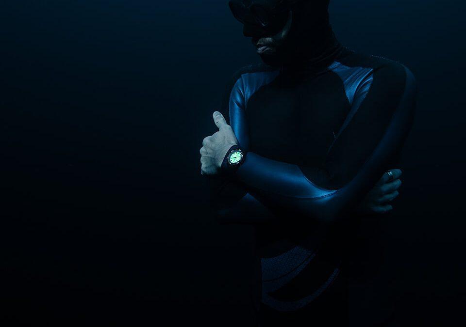 Il nuovo Night Diver TagHeuer